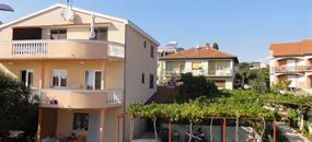 Apartmány Pakoštane