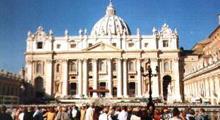Florencie a Řím s Vatikánem - SUPER SLEVA-2x hotel min.3- již od 4.790,- Kč !