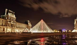 Na skok do Paříže=nejllevněji do Paříže. Lux.bus,kvalitní hotel- cena jen 2.299,- Kč+taxy !!!