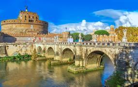 Na skok do Florencie, Říma a Vatikánu - SUPER SLEVA - Lux. bus, hotel 3 - již za 4.390,- Kč !