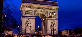 Silvestr v Paříži - SUPERSLEVA = JEN ZA 2.399,- KČ a taxy !!