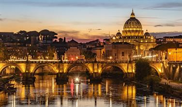 Supersilvestr v Římě a Vatikánu s prohlídkou Florencie ! Vítáme rok 2020 V ŘÍMĚ-LASTMINUTE:4.690Kč !