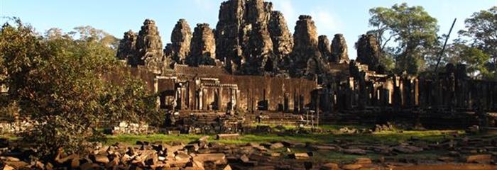 Thajsko a Kambodža všemi smysly