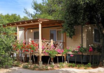 Solaris Resort mobilní domy