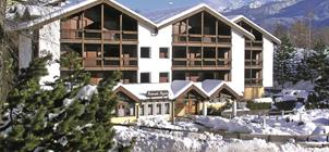 Aparthotel Des Alpes ***