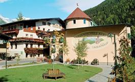 Prázdninový hotel Alber