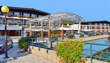 Hotely Bellevue, Plitvice, Jezero