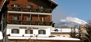 Hotel Alla Rocca ***