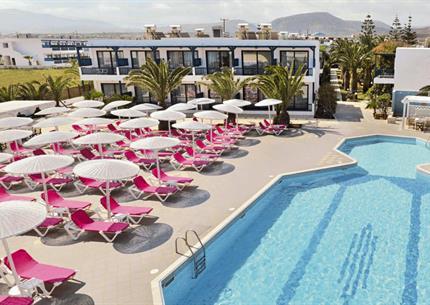 Stella Village Hotel & Bungalows