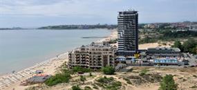 Burgas Beach
