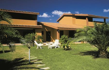 Apartmány Costa Rei