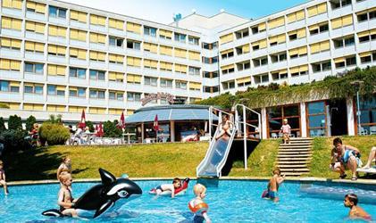 Prázdninový komplex Club Tihany