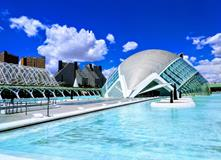 Prodloužený víkend ve Valencii pro seniory 55
