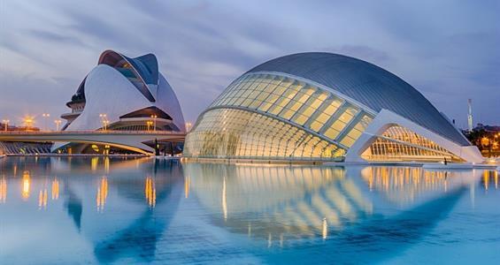 Costa de Valencia pro seniory 55 - Hotel Gandía Palace