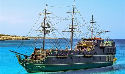 Kypr nejen pro seniory - Crown Resort Henipa