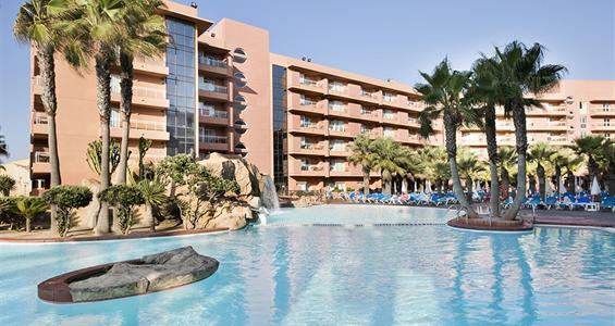Almería pro seniory 55 - Hotel Best Roquetas