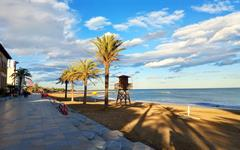 Urban Torrox Beach - Torrox Costa pro seniory 55