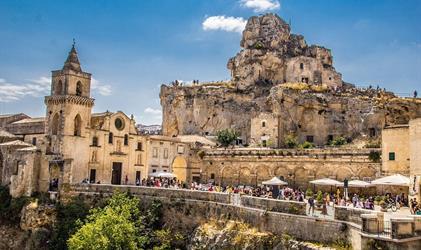 Poznávací zájezd Basilicata a Apulie