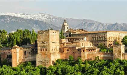 Andalusie - Costa del Sol pro seniory 55 - Fuengirola Park