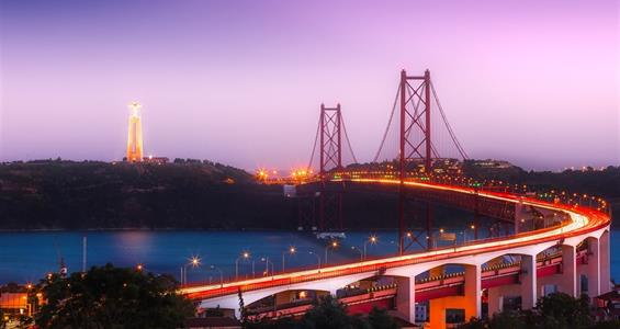 Prodloužený víkend v Lisabonu pro seniory 55 2020