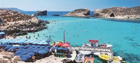 Malta pro seniory 55 - Hotel Soreda