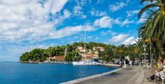 Chorvatsko pro seniory 55 - Hotel Biševo