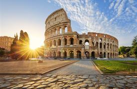 Prodloužený víkend v Římě pro seniory