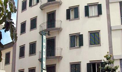 Madeira pro seniory 55 - Hotel Do Centro