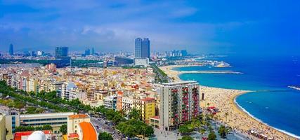 Prodloužený víkend v Barceloně pro seniory 55