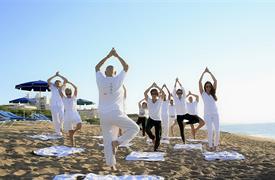 Costa de Almería - Zdravotní cvičení pro seniory 55