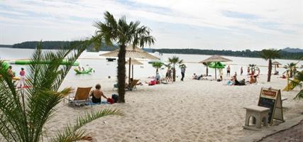 Máchovo jezero - hotel Bezděz