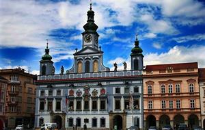 České Budějovice - Hotel Dvořák