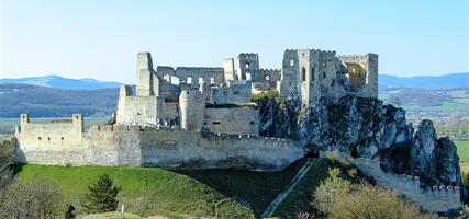 Poznávací zájezd NÁRODNÍ PARKY SLOVENSKA, památky a termální lázně