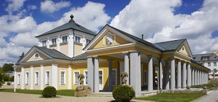 Pohoda a Vitalita - Spa & Kur Hotel Praha
