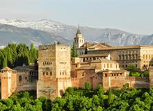 Andalusie - Costa del Sol pro seniory 55 - Hotel Fuengirola Park