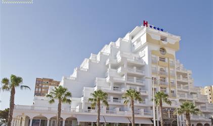 Mar Menor pro seniory 55 - hotel Los Delfines