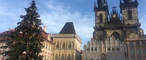 Advent v americkém stylu - Comfort Hotel Prague City East