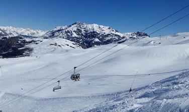 Jednodenní lyžařský zájezd - LIVIGNO