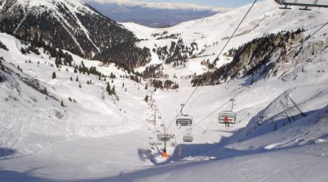 Jednodenní lyžařský zájezd - VAL DI FIEMME