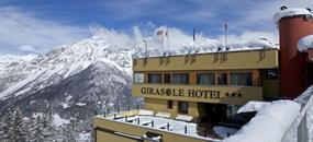 Hotel GIRASOLE - bez skipasu