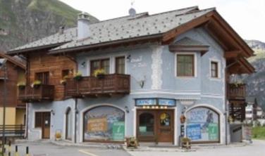 Apartmány Chalet Li Palu