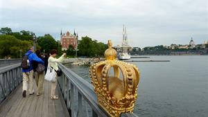 Stockholm a ostrovy po stopách Vikingů
