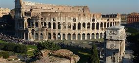 Řím, Capri, Neapol, Pompeje, Amalfi s koupáním