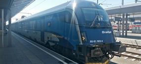 Kouzlo Štýrska rychlovlakem Railjet 2019