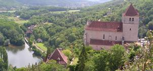 Zelený ráj Francie, kaňony, víno a památky UNESCO 2019 **+