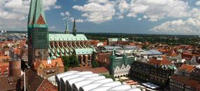 Hamburg a Lübeck, perly severního Německa vlakem