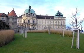 Klosterneuburg a Vídeň, mezinárodní výstava orchidejí 2019