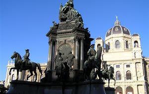 Vídeňská filharmonie a Schönbrunn 2019