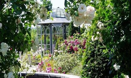 Zahradnický veletrh v Tullnu, Krems, zámek Rosenburg a Kittenberské zahrady