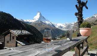 Ochutnávka Švýcarska s termály a turistikou